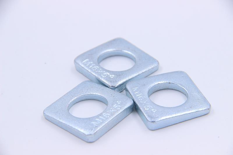 碳钢5度方斜垫圈